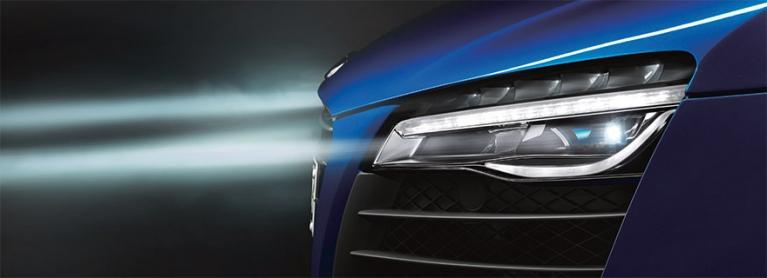 [미래 자동차산업 유망주 헤드램프] 광반도체 기술 더해 최첨단 센서로 변신